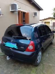 Clio Privilége 1.0 16V com GNV