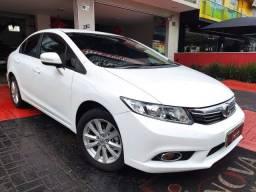 Honda Civic 2.0 LXR 2014 Imperdivel Financia 100%