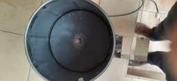 Máquina de Descascar Alho metvisa