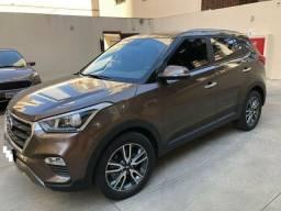 Hyundai Creta Prestige 2.0 Flex Automático Marrom