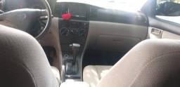 Toyota Corolla XLI/ Ano 2007/ Completo/ Automático/ Conservadíssimo
