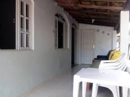 Casa Temporada na Praia do Morro em Guarapari - Churrasqueira internet 02 garagem