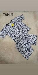Pijama infantil - malha fria