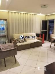 Apartamento de 03 quartos sendo 01 suíte excelente área de serviço na Praia do Morro