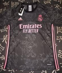 Camisa de time Real Madrid
