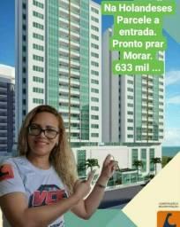 70-- Apartamentos  3 quartos Vivendas Ponta do Farol