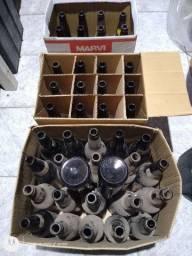 Garrafas retornáveis de Cerveja