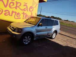 Pagero full 3.2 turbo disel automática 2006