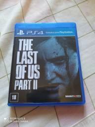 The Last of us 2 semi novo