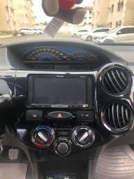 Toyota etio hetch 1.3 x