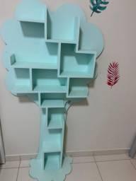 Estante árvore