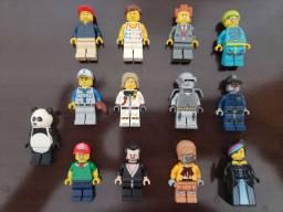 Minifiguras originais LEGO* R$15,00 CADA