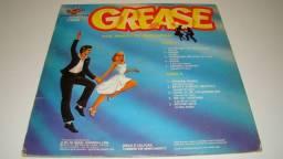 LP Vinil - Grease - Nos Tempos da Brilhantina - 1.978 - 10 músicas