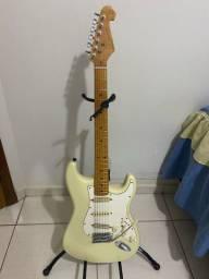 Guitarra SX c/caps Malagoli