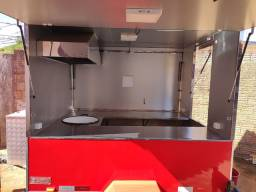 Vende-se trailer de pastel/lanche