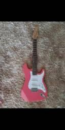 Guitarra marca Waldman
