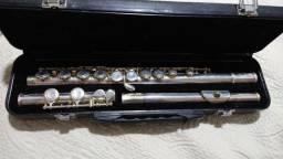 Flauta Eagle fls03 prateada