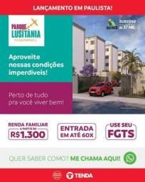 Parque Luzitânia , em Paulista-Apt 2 QTOS, Ultimas Unidades, Ligue Agora