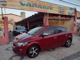 Título do anúncio: Chevrolet/Onix Ltz Automático 1.4 Flex 2016/2017 Vermelho (Vinho)