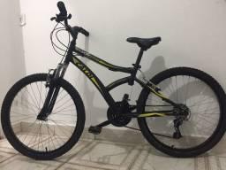 Bike Caloi Max - Aro 24 - 21Marchas.