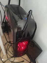 CPU gamer I5 com placa GTX 750
