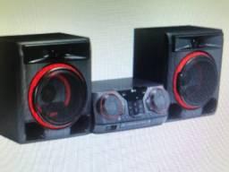 Mini System LG  620 w