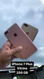 Iphone 7 plus 256gb vitrine rose