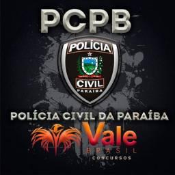 Curso Polícia Civil da Paraíba - PCPB?