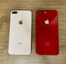 iPhone 8 Plus 64GB vendo ou Troco
