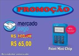 Máquina de cartão Point mini chip