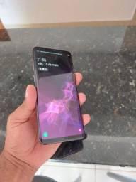 S9 plus 128gb  6gb ram tela de 6.2
