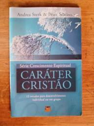 Livro Série Crescimento Espiritual - Caráter Cristão em perfeito estado