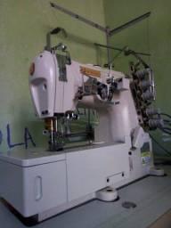 Galoneira / Colarete Singer Industrial Completa