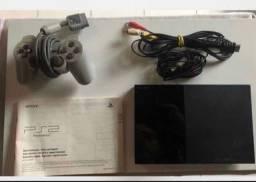 Título do anúncio: Playstation 2 Destravado Kit Controle Play 1 E + (ler Desc)