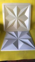 Forma Para Gesso 3D Modelo Nanda 40x40 cms