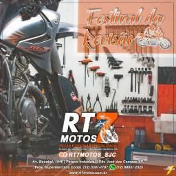 Revisão de Motos a partir R$ 119,00 ? RT7 MOTOS