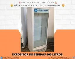 Geladeira p/ bebidas 400 Litros - SulFort | Matheus