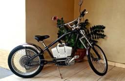 Bike Elétrica E-rider