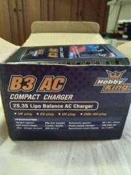 Carregador e Balanceador de Baterias Lipo B3 AC