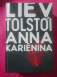 Livro Anna Kariênina /Tolstoi /Novo