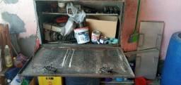 Caixa cozinha/ferramentas