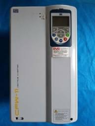 Inversor de Frequência WEG CFW11 380V 45A 30cv