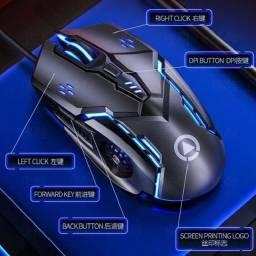 Mouse Gamer G5 - Click Silencioso