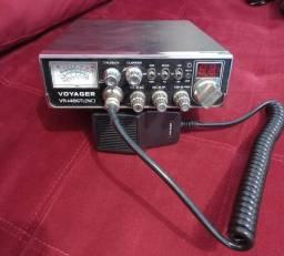 Rádio PX amador <br>Acompanha a antena <br>Valor 900 reais a vista
