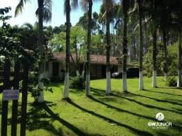 Sítio à venda com 3 dormitórios em Medeiros, Barra velha cod:734
