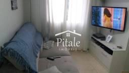 Apartamento com 2 dormitórios à venda, 50 m² por R$ 140.000 - Jardim Petrópolis - Cotia/SP