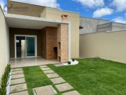 Casa NOVAS 3 dormitórios à venda, 90 m² por R$ 235.000 - São Bento - Fortaleza/CE