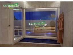 Apartamento à venda com 2 dormitórios em Guilhermina, Praia grande cod:945