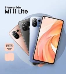 Xiaomi Mi 11 lite 6gb/64gb (Loja Física)