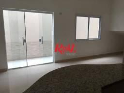 Casa com 3 dormitórios para alugar, 180 m² por R$ 5.000,00/mês - Embaré - Santos/SP